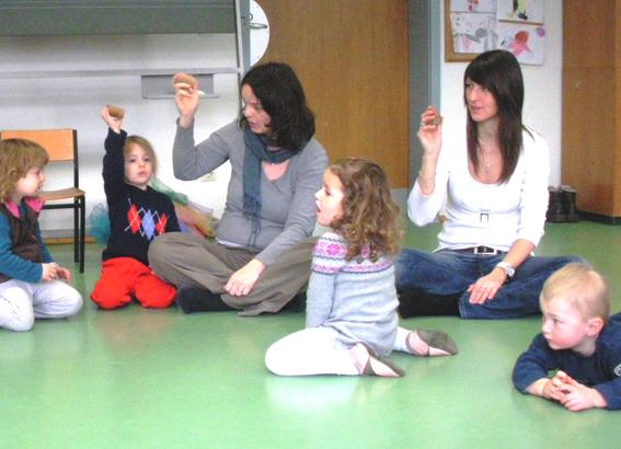 musikspiele mit kindern